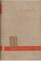 100 év mulva mindegy - Barabás Pál - Régikönyvek