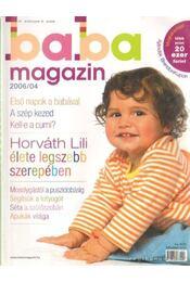 Baba magazin 2006/4 - Régikönyvek