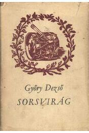 Sorsvirág - Győry Dezső - Régikönyvek