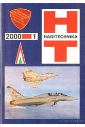 Haditechnika 2000. XXXIV. évfolyam (teljes) - Sárhidai Gyula - Régikönyvek