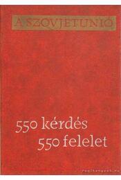 A Szovjetunió - Régikönyvek