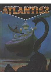 Atlantisz 1991. II. évf. 1.szám - Baranyi Gyula - Régikönyvek