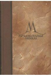 Napoleon az ember - Mereskovszkij - Régikönyvek