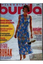 Burda 1997/5. május - Régikönyvek