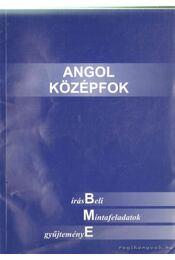 Angol középfok BME - Fejes Ferencné (szerk.), Zákány Judit (szerk.) - Régikönyvek