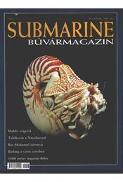 Submarine 2001. ősz - Násfay Béla - Régikönyvek
