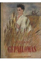 Gépállomás - Guljaski, Andrej - Régikönyvek