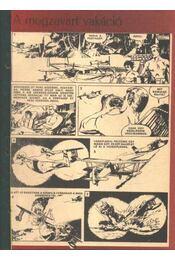 A megzavart vakáció (Füles 1971. 21-25. szám 1-5. rész) - Németh Jenő, Cs. Horváth Tibor - Régikönyvek