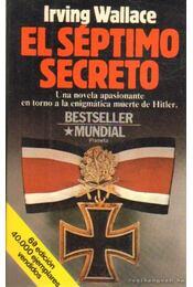 El séptimo secreto - Wallace, Irving - Régikönyvek