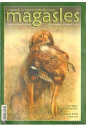 Magasles 2003/3 - Kovács Zsolt - Régikönyvek