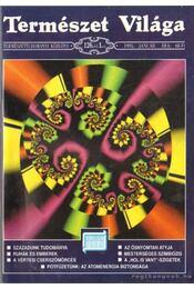 Természet Világa 1995. 126. évfolyam (teljes) + különszám - Staar Gyula - Régikönyvek