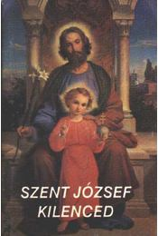 Szent József kilenced - Utasi Jenő - Régikönyvek