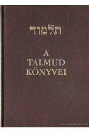 A Talmud könyvei - Babits Antal - Régikönyvek