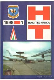 Haditechnika 1998. XXXII. évfolyam (hiányos) - Sárhidai Gyula - Régikönyvek