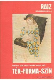 Tér-forma-szín - Környeiné Gere Zsuzsa, Reegnné Kuntler Teréz - Régikönyvek