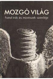 Mozgó világ 1972./ 5. füzet - Borbély Sándor, Simonffy András - Régikönyvek
