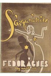 Sárga nárcisz - Fedor Ágnes - Régikönyvek