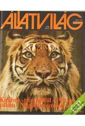 Állatvilág 1978. VII.-1979. XII. (teljes) - Veress István - Régikönyvek