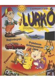 Lurkó I. évfolyam 2. szám - Régikönyvek