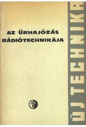 Az űrhajózás rádiótechnikája - Bogatov-Zinkovszkij - Régikönyvek
