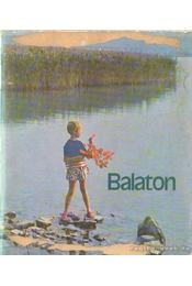 Balaton - Régikönyvek