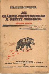 Az Oláhok vérnyomában a Fekete tengerig - Maderspach Viktor - Régikönyvek