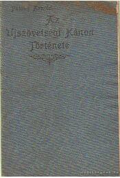 Az ujszövetségi kánon története - Pataky Arnold - Régikönyvek