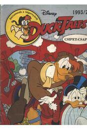 Duck Tales. Csipet-csapat 1993/2. - Régikönyvek