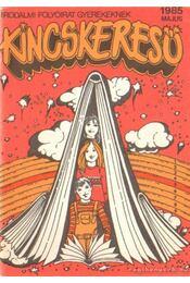 Kincskereső 1985. május - Grezsa Ferenc - Régikönyvek