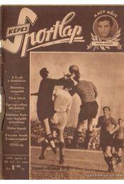 Képes sportlap 1948. III. évf. (hiányos) - Kornis Miklós (szerk.) - Régikönyvek