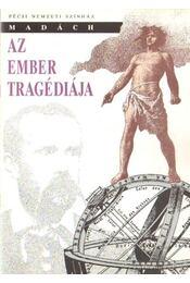 Az ember tragédiája - Régikönyvek