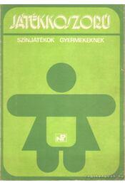 Játékkoszorú - Gabnai Katalin - Régikönyvek