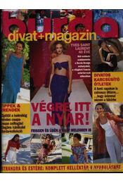 Burda 1998/7. július - Régikönyvek