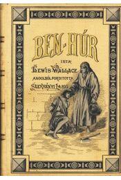 Ben-Húr I-II. kötet - Lewis Wallace - Régikönyvek