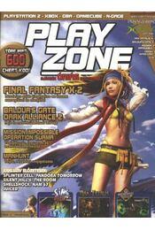 Play Zone 2004/2 március - Régikönyvek