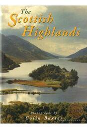 The Scottish Highlands - Baxter, Colin - Régikönyvek