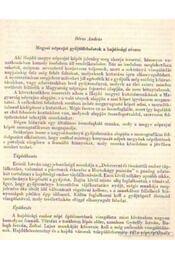 Megyei néprajzi gyűjtőfeladatok a hajdúsági részen - Béres András - Régikönyvek