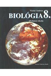 Biológia 8. - Victor András - Régikönyvek