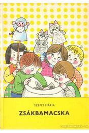 Zsákbamacska - Szepes Mária - Régikönyvek