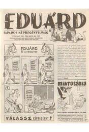 Eduárd 2006. március 0. szám - Korcsmáros Pál - Régikönyvek