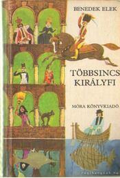 Többsincs királyfi - Benedek Elek - Régikönyvek