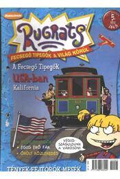 Rugrats 5. rész - Régikönyvek