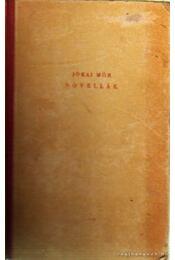 Novellák  3 kötet egyben (Jókai Mór) - Jókai Mór - Régikönyvek
