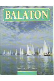 Balaton - Szepesi Attila - Régikönyvek