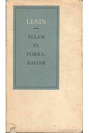 Állam és forradalom - Lenin - Régikönyvek