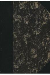 Állattani közlemények 26. kötet 1929 - Soós Lajos - Régikönyvek