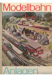 Modellbahn Anlagen - Gerlach, Klaus - Régikönyvek