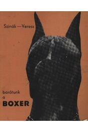 Barátunk a Boxer - Régikönyvek