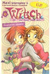 Witch Maxi képregény 6. - Régikönyvek