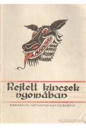 Rejtett kincsek nyomában - Szirtes Gábor - Régikönyvek
